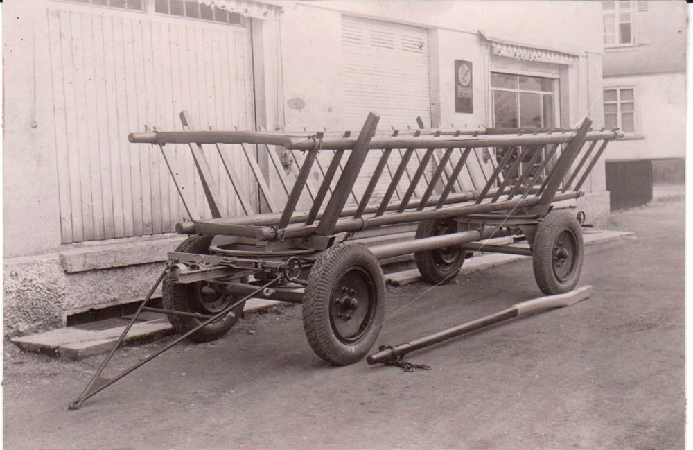 Leiterwagen - Fahrzeugbau