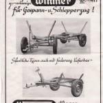 Anzeige - Schlepper