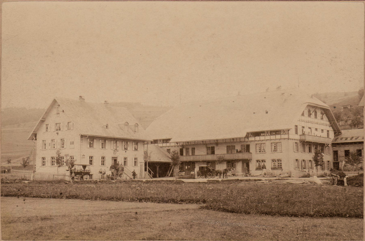 Alte Post - Geburtshaus