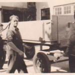 Kohlenschlepper 1954 - Fahrzeugbau