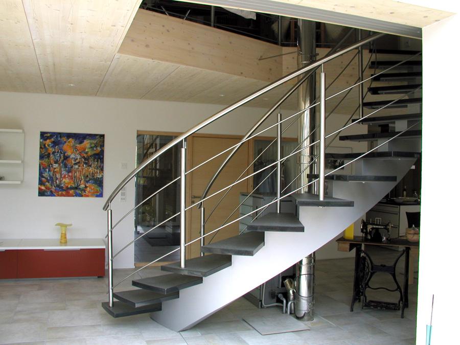 Mittelholm Treppe