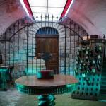 Gitter für Keller